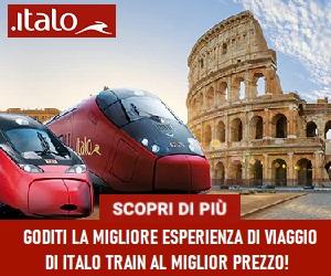 Acquista i tuoi biglietti del treno e viaggia in tutta Italia con Italo