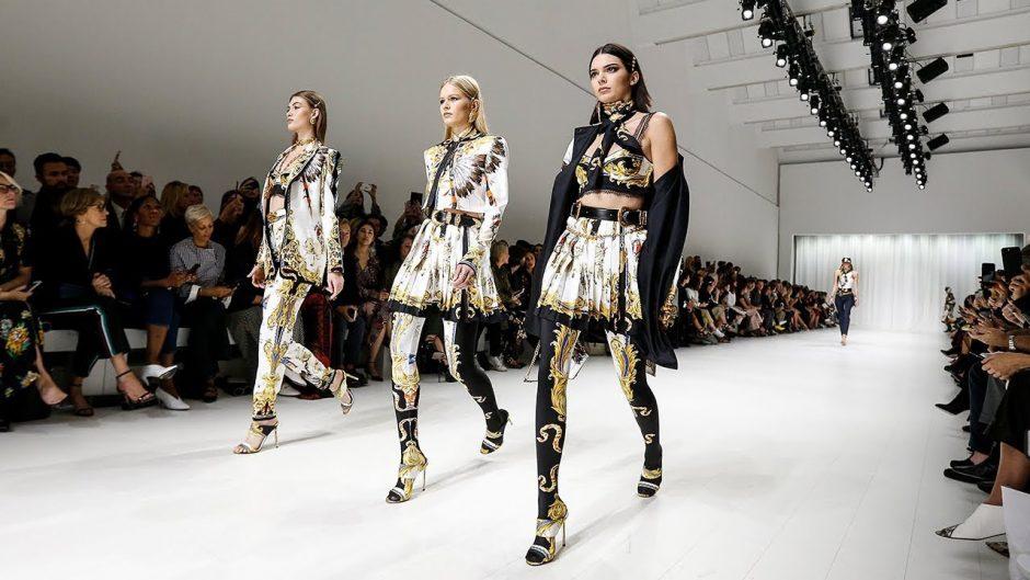 Défilés de mode: pas seulement pour les riches et les célèbres