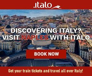 Achetez vos billets de train et voyagez dans toute l'Italie uniquement chez Italo